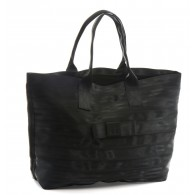 Sally very large bag in recycled seatbelt