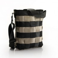 Recycled seat belt bag - Indira